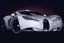 Dream Cars / cars_motorcycles / by Lafayette Greely
