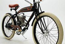 Motorized bicycles and motorbikes / by Olivier van Schaik