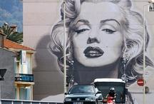 Street Art / Nuthin' but Street Art / by Carolyn Sorensen
