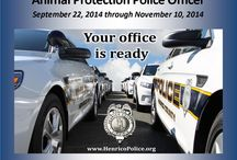 Henrico Police Now Hiring! / A career as a police officer or animal protection officer. / by Henrico Police