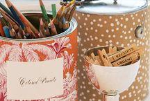 Craft Ideas / by Victoria Escanlar