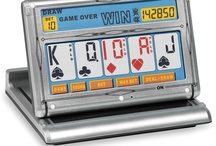 Video Poker Pins / by Live Online Casinos