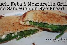 Sandwich Recipes / yummy sandwich recipes  / by Lauren Happel (MidgetMomma)