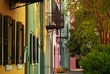 Charleston Vacation / by Meaghan Gaven