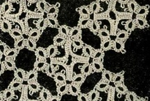 Tatting Patterns / This is my collection of Vintage Tatting Patterns. Most of what you will find here were taken from my collection of Vintage Workbasket magazines. You will find Tatting patterns from other sources too. Enjoy! / by Pam England