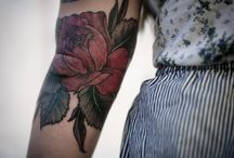 Tattoos <3 / by Taylor Barber