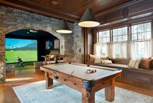 Game Room / by Mary Cassinelli