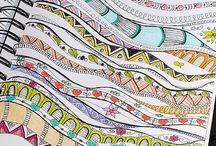 Doodles & Zentangles / by Sharon Chapman