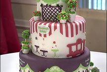 Yummy...CAKE!! / by Karen Buxton