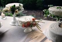 Pretty Wedding Details / by Leah Kua
