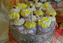 Ready to Pop Baby Shower Theme Food Ideas / Here is a whole bunch of food items to serve and little candies to have at a Ready to POP! baby shower. :) / by Candles & Favors