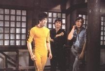 Bruce Lee / by benjamin lesley