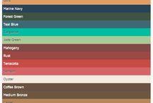 Kleurtype / Kleurtype herfst of lente / by Lady Zen