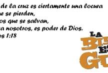 Versículos portadas Facebook / Usalos en tus fotos portadas de Facebook para proclamar la palabra de Dios / by Sociedad Biblica Chilena