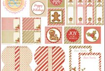 Christmas Ideas, Crafts, Recipes, and More .pp / Because we like to be holly AND jolly.  / by Peonies and Poppyseeds
