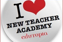 Classroom Management / Welcome to the first week of Edutopia's New Teacher Academy! This board is dedicated to Classroom Management resource support. Each week, in the New Teacher Academy, we looked at five key topics that offered resources to new teachers in five key areas. This was shared via blog posts on Edutopia.org and a content specific #ntchat. / by Lisa Dabbs