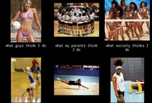 Volleyball <3 / by Meaghan Eaton