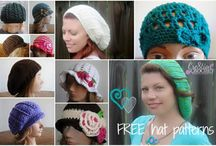 Crochet hat / by Jennie Tracy
