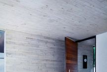 board formed concrete / by xiang