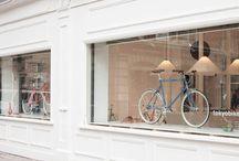 Shops/Restaurants / by Alice McKee