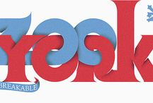 Typography / by Marjon Siero