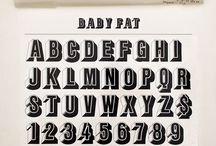 Favourite Fonts / by Dead Human