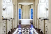 Master bath / by Sheree Burton