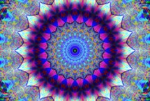 Mandalas / The art form of Mandala / by Rebekah Meier