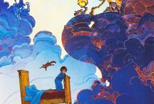 Sci-fi / Fantasy / by Clayton Rodrigues