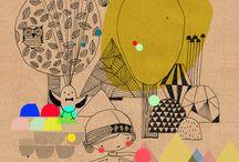 Illustration / by Anna Barri