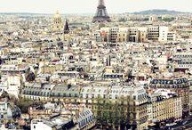 ParisJeT'Aime / by aclearcutsign