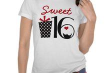 Sweet 16  / by Zazzle Inc.