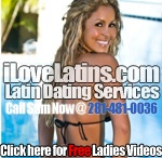 Latin Dating Agency, www.iLoveLatins.com / Latin Dating Agency, Introducing Single Women and Single Men for Friendships, Love, Romance and Marriage. Romance tours, Singles Vacations,  www.iLoveLatins.com FREE VIDEOS Online. / by Sam Smith