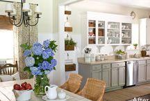 Kitchen Inspiration / by Heather Kahoun