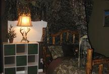 Trayces bedroom idea's / by Monica Garcia