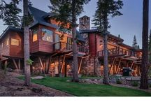 Cool homes & decor / by Shannon Quinlan
