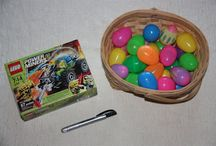 Filling Easter Eggs / by Dawn Golden