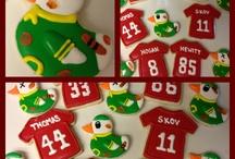 Sugar cookies / by Kristie Parra