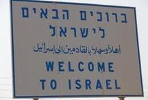 I <3 God's Land Israel! / by Erin Wilkening