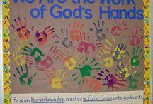 Children's Bible Class - Bulletin Boards / by Sandra Osborne