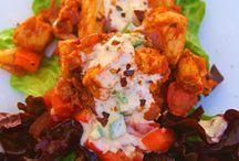 Healthy Chicken & Turkey / Healthy Low Calorie, Organic, Gluten Free Chicken and Turkey  Recipes. / by Going Cavewoman