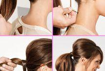 Hair Plus Nails Plus Makeup  / by Rachel Thompson
