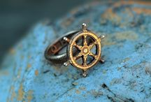 Ring Leader / These symbols of eternal devotion...to a husband of marvelous taste and style. / by Lily Bacon