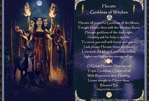 The Goddess Hecate / by Wiccan Parents