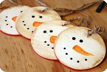 SNOWMEN ;) / by Steph Lippert