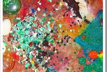 Group Art Ideas / by Play Create Explore