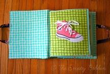 quiet book ideas / by Kimberly Johnson