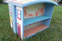 upcycle furniture / by Terry Wagner