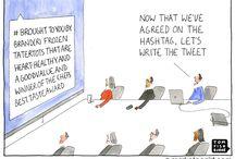Funny Social Media / by Cristina Simone