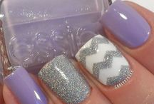 [Nails] / Niall (oops) nail polish, designs and more. / by кяιѕтιи ¢ℓιffσя∂